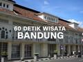 VIDEO: 60 Detik Wisata Sejarah Belanda di Bandung