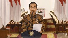 Jokowi: Pemudik dari Jabodetabek Bisa Diperlakukan ODP