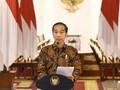 Jokowi: Sopir Angkot dan Ojek di Sumut Terberat Hadapi Corona