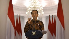 Jokowi Minta Sri Mulyani Tambah Dana Program Keluarga Harapan