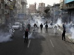 Fogging Jalan Raya, Cara Iran Bendung Penyebaran Virus Corona