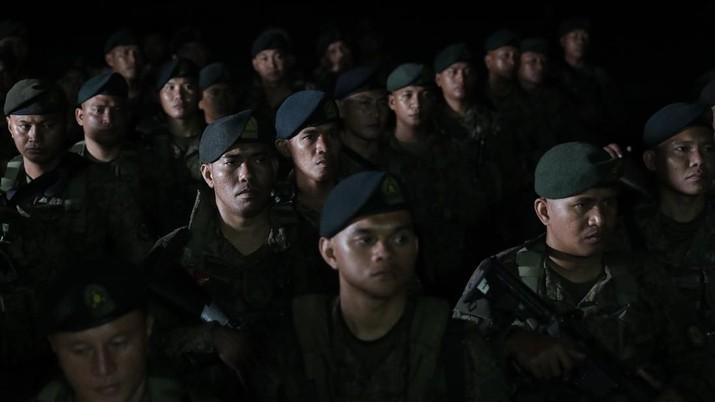 Lockdown Dimulai, Begini Penampakan Kota Manila Filipina