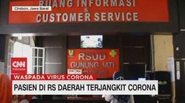 VIDEO: Pasien di RS Manado dan Cirebon Terjangkit Corona