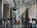 Gara-gara Corona, Pendapatan Kereta Api Raib Rp 23 M per Hari