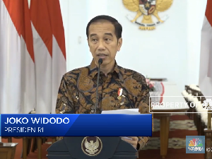 Menterinya Positif Covid-19, Jokowi: Kabinet Tetap Bekerja