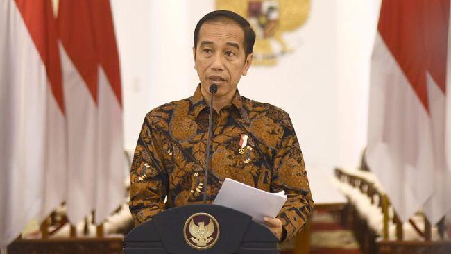 Corona, Jokowi Tunggu Dukungan DPR untuk Terbitkan Perppu