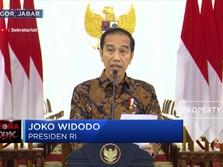 369 Positif Corona di RI, Jokowi Belum Pilih Opsi Lockdown