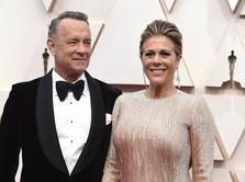 Sembuh dari Corona! Tom Hanks & Istri Kembali ke AS