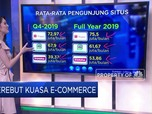 Berebut Kekuasaan Takhta E-Commerce