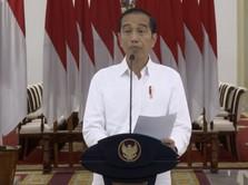 Rupiah di Atas Rp 16.000/US$, Ini Pesan Khusus Jokowi ke BI