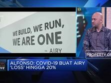 Imbas Corona, Airy: Pesanan Hotel di Daerah Wisata Turun 20%