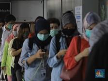 Stasiun MRT Banyak Antrean Mengular, Ini Penjelasannya