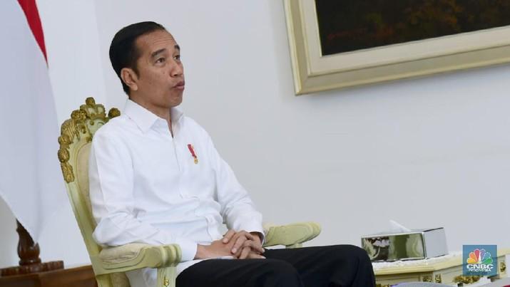 Jokowi Kesal Ongkos Logistik RI 'Boros' Sampai Rp 3.560 T