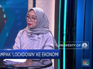 JIka RI Terapkan Lockdown, Begini Dampaknya Bagi Ekonomi
