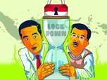 Beda Jokowi dan JK Soal Kemungkinan Indonesia Lockdown
