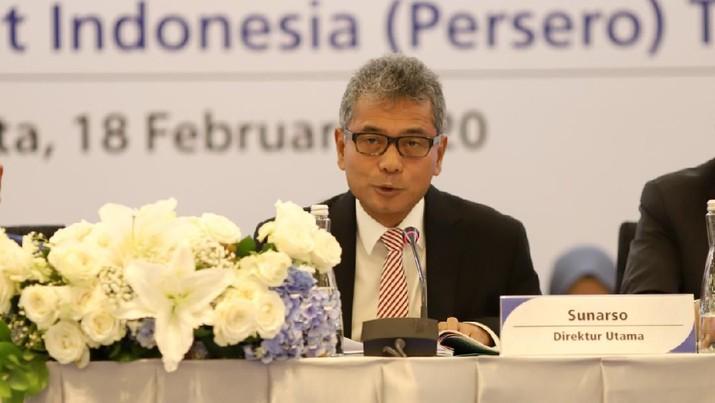 Direktur Utama Bank BRI Sunarso. (Dok. BRI)