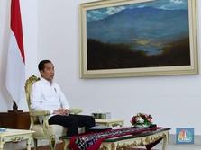 Jokowi Ungkap Alasan Logistik RI 'Boros' Sampai Rp 3.560 T