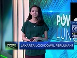 Kadin Usulkan 3 Rekomendasi Lockdown di DKI Jakarta