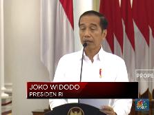 Jokowi Larang Pemda Keluarkan Kebijakan Lockdown