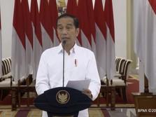 Jokowi Tak Berpikir Lockdown, Awas Telat Ambil Keputusan Pak!