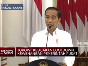 Jokowi: Satgas Covid 19, Rujukan Informasi Terkait Corona