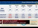 BPS: Neraca Dagang RI Februari 2020 Surplus USD 2,34 Miliar