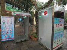 Vietnam Sebar Bilik Anti Infeksi, di RI Cuma di Istana Jokowi
