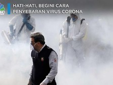 Tetap Waspada, Begini Cara Penyebaran Virus Corona