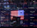 Wall Street Tertekan Saham Migas, Cuma Nasdaq yang Hijau