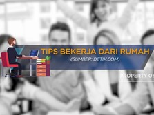 Tips Work From Home untuk Cegah Covid-19