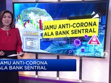 Jamu Anti-Corona Ala Bank Sentral