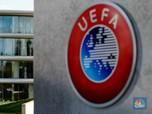 UEFA Resmi Tunda Pertandingan EURO 2020 hingga 2021