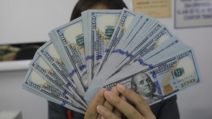 Ilustrasi Dolar (CNBC Indonesia/Andrean Kristianto)