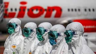 Pesawat Dilarang Terbang, Lion Air Tarik Awak dari Daerah