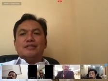 BPH Migas Gelar Teleconference Sidang Komite Kuota BBM
