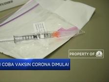 China Kian Terdepan Dalam Uji Vaksin Corona, Ini Buktinya!