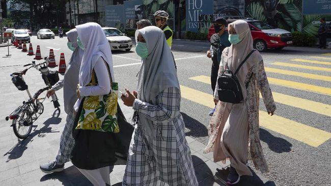 70 Persen Kasus Impor Corona Malaysia Berasal Dari Indonesia