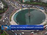 Putuskan Tidak Lockdown, Jokowi Pilih Social Distancing