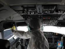 Lion Air Sebut Satu Pilot Meninggal di RS, Terkena Corona?