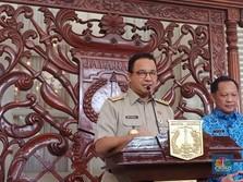 Jokowi Tolak Permintaan Anies karena Kasus di India & Italia