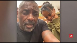 VIDEO: Idris Elba Tambah Daftar Seleb Terinfeksi Corona