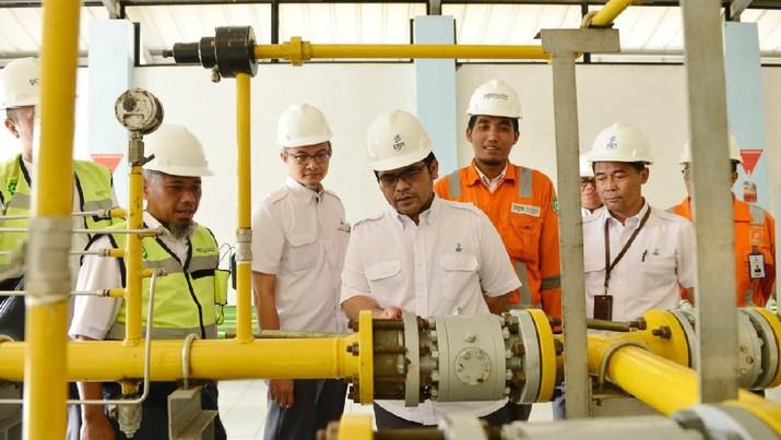 Meningkatnya penyebaran virus corona (COVID-19) menjadi perhatian di Indonesia. Salah satunya oleh PT Perusahaan Gas Negara Tbk (PGN).