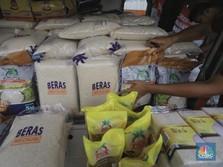 Jokowi Sebar Sembako Rp600 Ribu di DKI, Siapa yang Dapat?