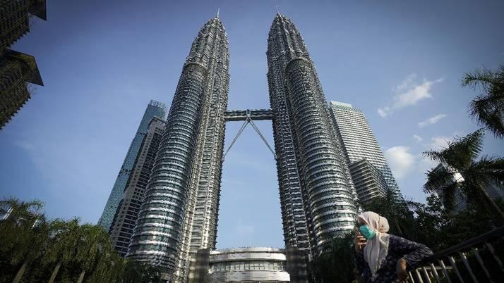 Malaysia Darurat Corona, Kuala Kumpur 'Lockdown'