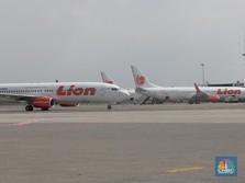 Lion Air & Batik Air Belum Pastikan Kapan Terbang Lagi