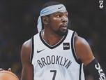Pemain NBA Kevin Durant Positif Corona