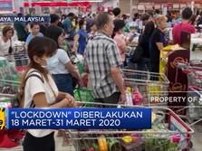 Mulai Hari Ini Malaysia Resmi Lockdown