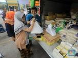 Jokowi Bagi Bansos Sembako Rp 600.000/Keluarga Selama 3 Bulan