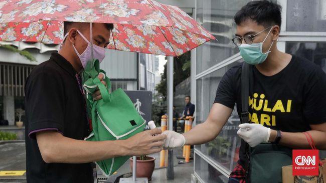 Mobile Hand Sanitizer-Washer Produk Lokal Lawan Corona di RI