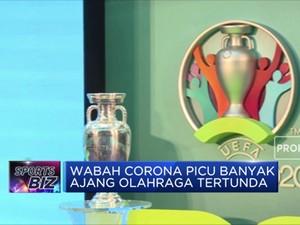 Gara-Gara Corona, Ajang EURO 2020 Resmi Ditunda